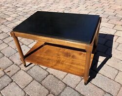 1961 - Vintage Mid Century Modern Lane Furniture Side Table Style No. 925-05