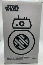 Sphero Star Wars BB 9E App Enabled Droid OEM Refurbished Sealed Unopened $69.99