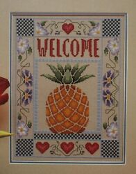 Pineapple Welcome by Amaryllis Artworks $3.00