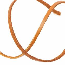 30.5 Yards 2.8mm Geniune Leather Cord String for Jewelry Making Light Brown $9.99