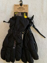 BURTON Profile Colder Conditions Under Gloves BLACK NWT Choose Size $29.99