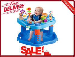 Evenflo Exersaucer Triple Fun Baby Activity Center Removable Seat Pad New $68.62