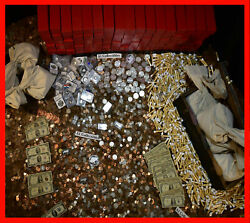 ESTATE LOT SALE OLD RARE US CURRENCY SILVER COINS GOLD BULLION MONEY GEMS HOARD  $20.71