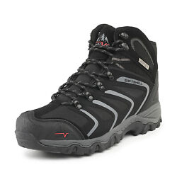 Men#x27;s Ankle Waterproof Hiking Boots Outdoor Lightweight Trekking Trails Shoes $41.82