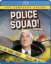 Police Squad : The Complete Series New Blu ray Full Frame Subtitled Ac 3 D $16.98