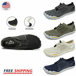 Mens Water Shoes Quick Dry Barefoot for Swim Diving Surf Aqua Sport Beach Shoes $21.99