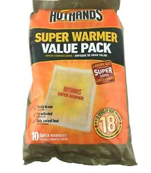 HotHands Body & Hand Super Warmers - Long Lasting Safe Natural Odorless Air  $8.99
