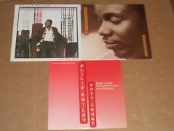 PHILIP BAILEY lot 3x LP 12quot; inside out CHINESE WALL easy lover PHIL COLLINS $19.99