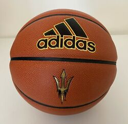 Adidas Pro Arizona State Sun Devils Basketball Game Ball Women's Sz 6 CW9076 NEW