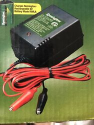 battery charger 6v By Remington For RMLA $19.95