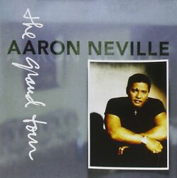 Aaron Neville    -   The Grand Tour    -     New Factory Sealed CD $14.99