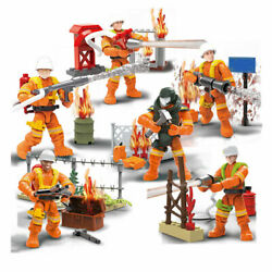 Military Modern Guard Police Force Decoration Action Figure Collection Cute Toys $12.99