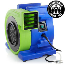 Cloud 9 Inflatable Bounce House Blower Fan 2 HP Commercial Air Pump $179.99
