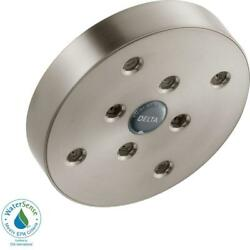 Delta RP70175SS Single Spray 5-12 in. H2Okinetic Spray Showerhead Stainless $74.95