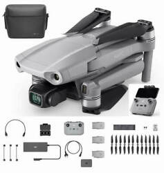 DJI Mavic Air 2 Fly More Combo Drone 4K Camera Quadcopter Foldable $844.50