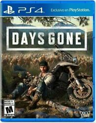 Days Gone PS4 (Sony PlayStation 4 2019)  Brand New  Fast Ship  $19.95