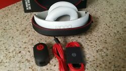 Beats by dr Dre Studio 2.0 wired over ear Headphones Metallic Sky color New . $48.00