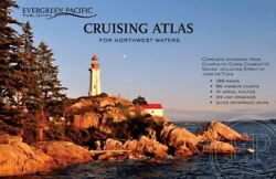 Cruising Atlas For Northwest Waters *FREE 2 Day Shipping U.S. Only* $59.90