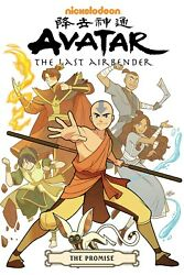 Avatar: The Last Airbender--The Promise Omnibus Paperback PREORDER 06