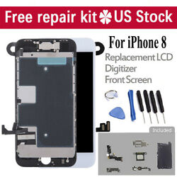 For iPhone 8 A1863 A1905 LCD 3D Touch Screen Digitizer Display Full Replacement $27.99