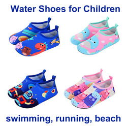 Water Shoes for kids Sport Shoes for the beach swimming pool or running $11.00