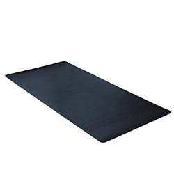 Floor Mat Corrugated Ridges Trap Mud Water Sand Dirt 36in x10ft Black Heavy Duty $53.53