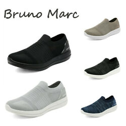Men#x27;s Mesh Casual Loafer Shoes Lightweight Slip On Sneakers Walking Shoes $26.31