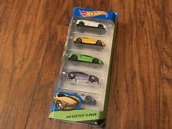 Hot Wheels 2014 Exotic BFB36 5-Pack $27.00
