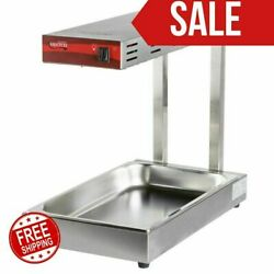 Avantco Commercial Infrared French Fry Food Warmer Fryer Dump Station Heat Lamp $128.91