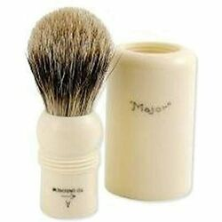 Major M1 Best Badger Shave Brush Shave Brush Simpson The Beauty