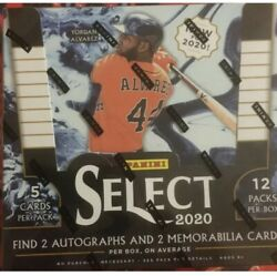 Mystery Chase Packs With Guaranteed 2020 Panini Select Baseball Hobby Pack! $29.99