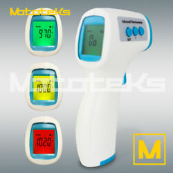 Infrared Thermometer Gun No Touch Digital Laser Temperature Reading $23.99