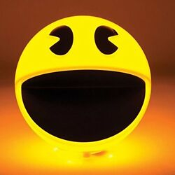 Pacman Light with Sound Vintage Retro Game Decor Bedroom Lamp GBP 35.99