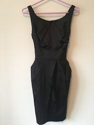 EUC Teeze Me Black Cocktail Dress Size Small