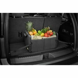 GM 84322166 Black Collapsible Cargo Area Organizer with Chevrolet Bowtie Logo $134.95