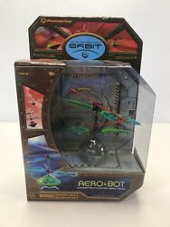 Aero Bot Infrared Remote Control Arial Drone by PlayMaker Toys NEW IN PACKAGE $19.99
