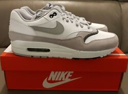 New Nike Air Max 1 Inside Out Size 10 US Wolf Grey AH8145-113 $119.99