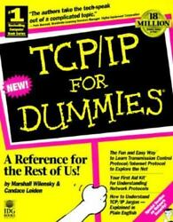 TCP IP for Dummies Paperback VERY GOOD $3.25