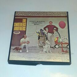 Smothers Brothers Mom Always Liked You Best reel tape STX 61051 Item#127v $22.00