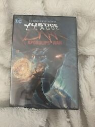 NEW - Justice League Dark: Apokolips War DVD NEW AND SEALED $8.85