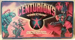 Centurions Power Extreme quot;Jake Rockwell#x27;s Battlequot; by Parker Brothers 1986 $50.00