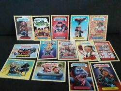GARBAGE PAIL KIDS YELLOW BORDER MIXED 14 CARD LOT NO Duplicates  $10.00