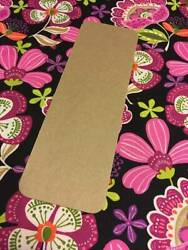 NEW Vera Bradley Authentic Replacement Base Board For Totes 10 3 4quot; X 3 1 2quot; $6.99