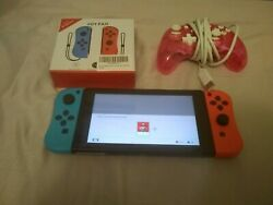 Nintendo Switch V1 32GB Console Unpatched Hackable  $275.00