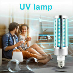 UV 60W Germicidal Lamp LED UVC Bulb E27 Household Disinfection Light Bulbs US $14.99