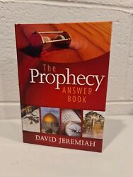 The Prophecy Answer Book by Dr. Jeremiah David: New  - Hardcover - $4.30