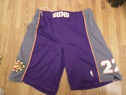 James Jones Phoenix Suns GM Game Worn PE Used Autographed Signed Shorts Heat  $89.99