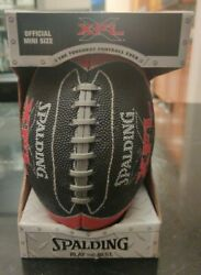 Spalding Official XFL Mini Football Xtreme Football League BRAND NEW $30.00