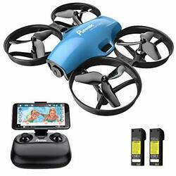 Drone with Camera for Kids, Potensic A30W RC Mini Quadcopter with 720P HD Camera $69.56