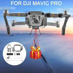 Air Thrower Gift Delivery Dropping System For DJI Mavic Pro RC Drone Accessories $32.89
